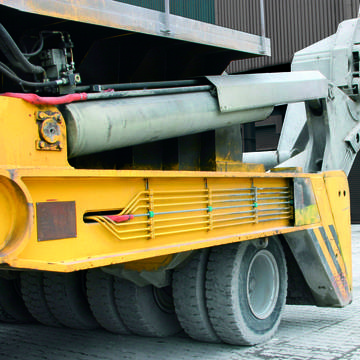 Mobilní hydraulická zařízení