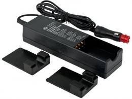 nabíječka QD109300 (DC) pro BA225030 (FuB 05AA) s adaptéry pro BA222060 (FuB3A),a BA209060 (FuB9NM)