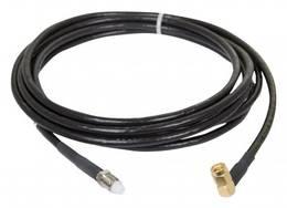 anténní  kabel RG 58 - Minicrimp/SMA - 3m pro přijímače 2,4 GHz