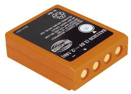 Baterie 3,6 V/2100 mAh pro vysílač quadrix, micron 5 iLOG, eco iLOG