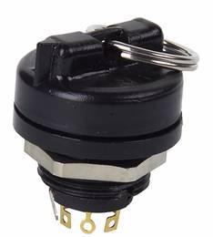 klíčový vypínač micron 3 a 5