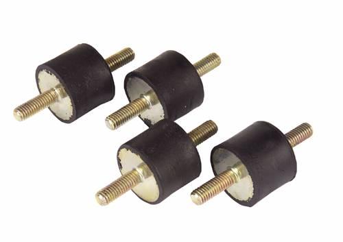 silentblok M 6 (sada 4ks) pro přijímače FSE 508, 510, 511, 512 a 516